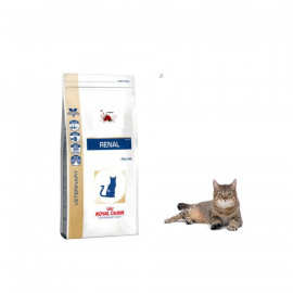 image of Royal Canin Renal Cat Food 4 Kg
