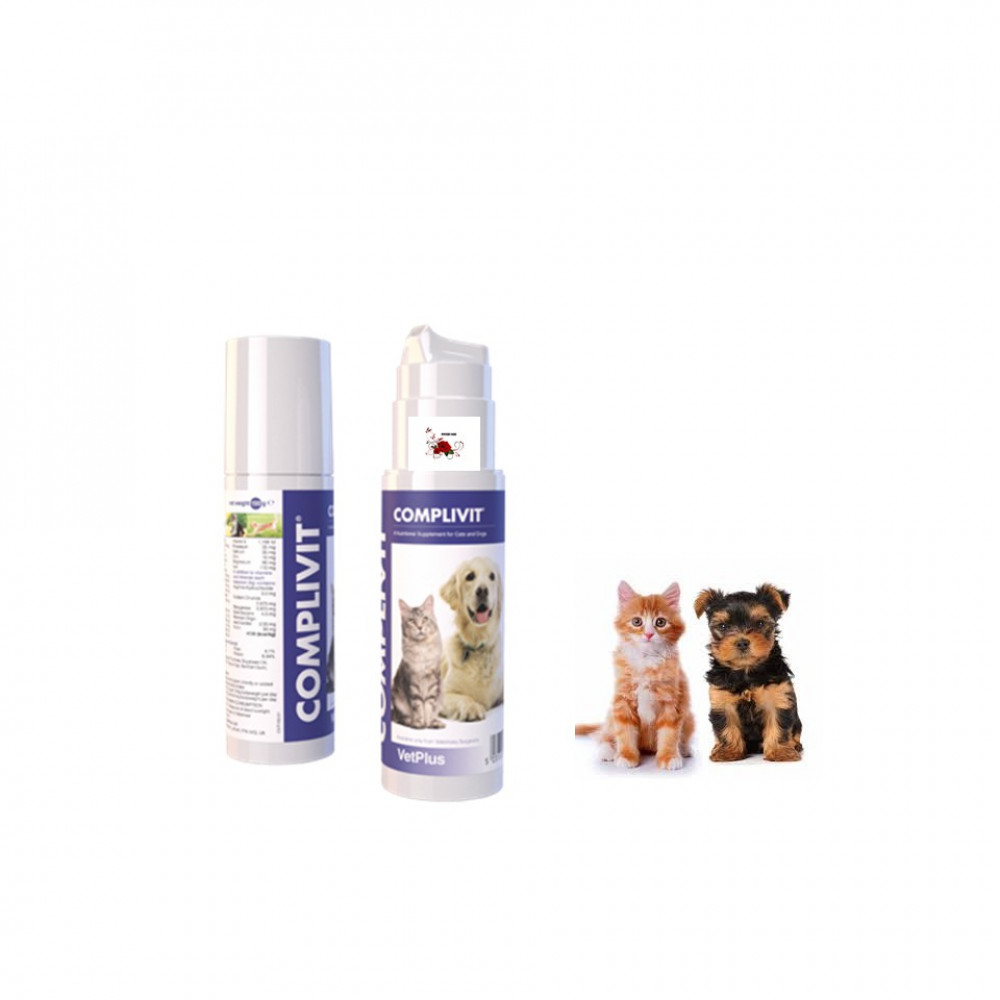 VetPlus Complivit 150 G For Cat & Dog