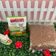 image of Greens Seafood Cat Food 1kg Repack
