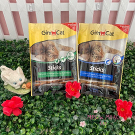 image of GimCat Sticks 20g X 4sticks