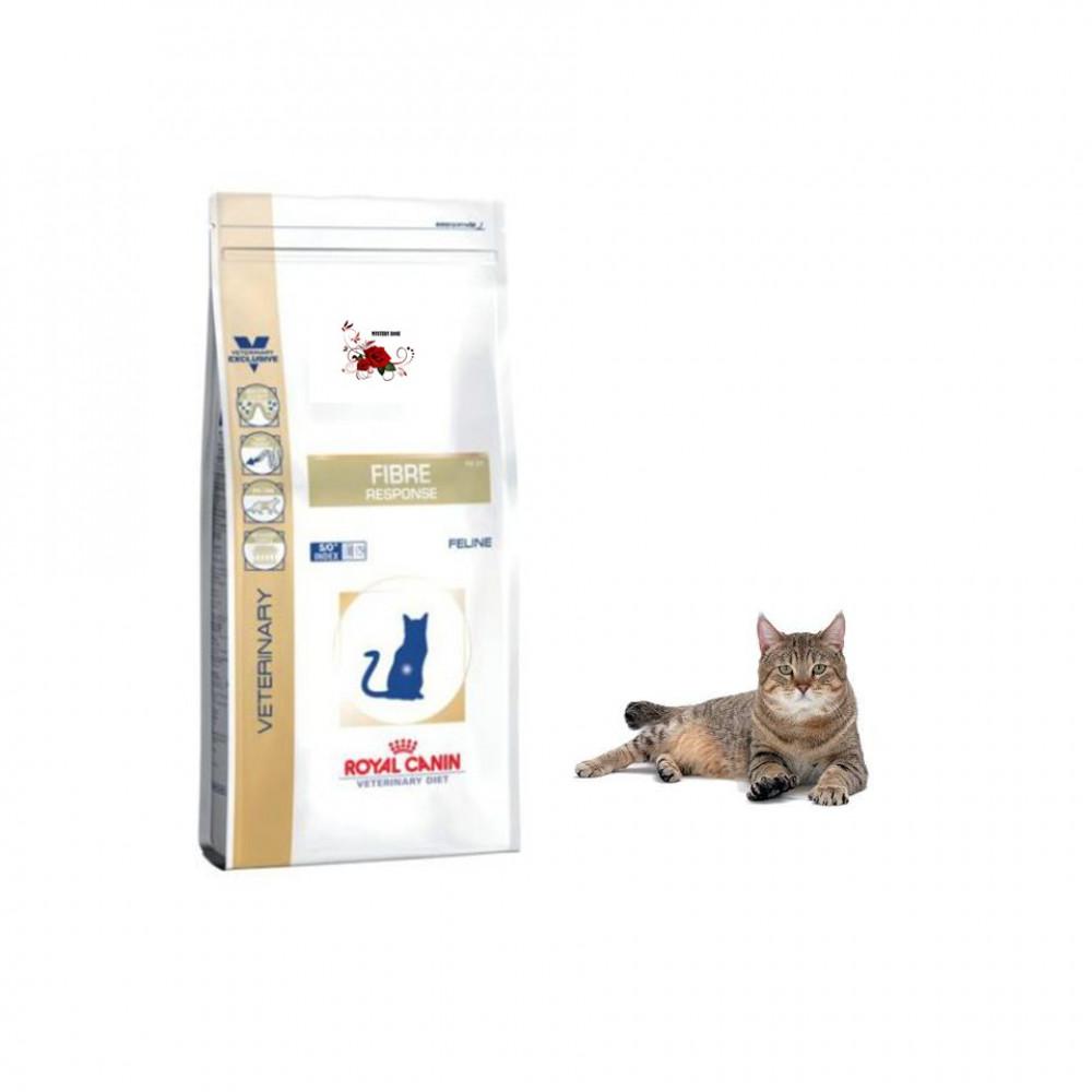 Royal Canin Fibre Response Feline 2 Kg (LIMITED~FREE GIFT)