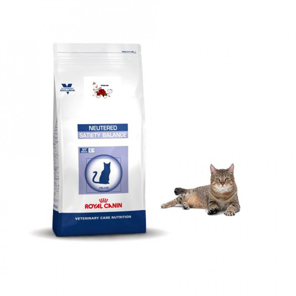 Royal Canin Neutered Satiety Balance Dry Food For Cats 8 Kg ( pre order )