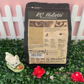 image of RC Holistic Rich Choice Holistic Cat Food 800g