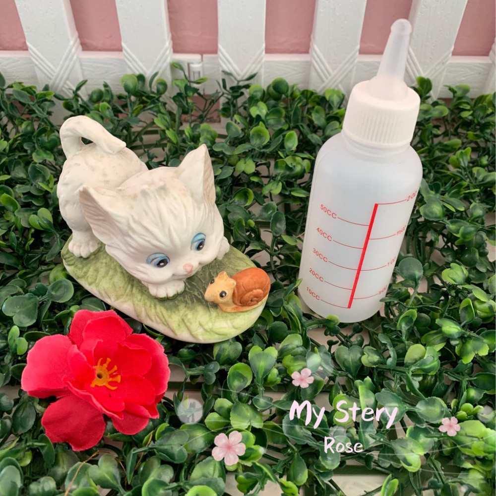 50ml Cat/ Dog Pet Nursing Feeding Bottel Pet Bottle