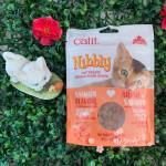 Catit Nibbly Treats Salmon 90g / For Training