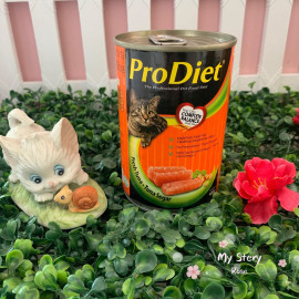 image of ProDiet Fresh Tuna Cat Canned Food 400g