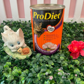 image of ProDiet Mackerel Cat Canned Food 400g