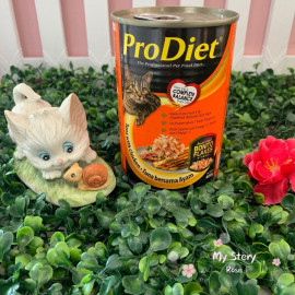 image of ProDiet Tuna With Chicken Cat Canned Food 400g