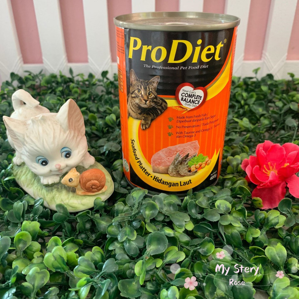 ProDiet Seafood Platter Cat Canned Food 400g