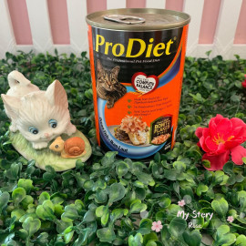 image of ProDiet Ocean Fish Cat Canned Food 400g