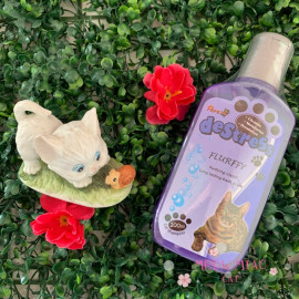 image of Pepets Destress Cat Shampoo 200ml (Flurffy,Cool)