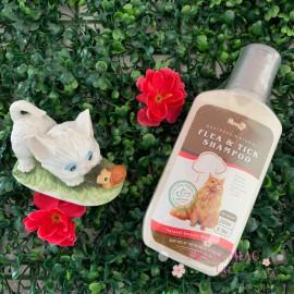 image of Pepets Destress Natural Flea & Tick Shampoo 200ml
