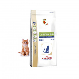 image of Royal Canin Urinary S/O High Dilution For Cat 1.5 KG