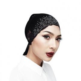 image of Semlouis Anak Tudung Lace Dengan Manik Hiasan