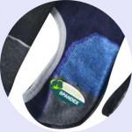 Semlouis 4 In 1 Men's Low Cut Socks - Unique Pattern