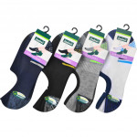 Semlouis 3 In 1 Men's Low Cut Socks - Sportive Design No Ratings Yet