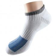 image of Semlouis 3 In 1 Sport Ankle Socks - Line & Square Basic Design
