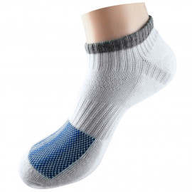 image of Semlouis 3 In 1 Sport Ankle Socks - Line & Square Basic Design