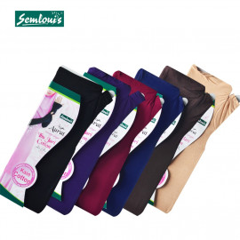 image of Semlouis 2 In 1 Sarung Lengan Ibu Jari Cotton - Plain
