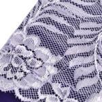 Semlouis 3 In 1 Aurat Sarung Lengan Berenda Bunga Melur (Lace)