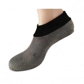 image of Semlouis Aurat Sarung Kaki Tawaf Anti-Slip Tebal Paras Ankle - Plain