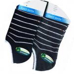 Semlouis 4 In 1 Sport Low Cut Socks - 11 Stripes