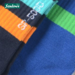 Semlouis 4 In1 Sport Ankle Socks - Double Stripes