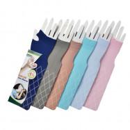 image of Semlouis 2 In 1 Sun Sleeve Ladies - Cross Line Pattern