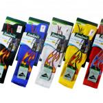 Semlouis Sport Compression Arm Sleeve Men (Thick) - Flame Design