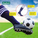 Semlouis Football Single Cylinder Socks - Triple Stripes