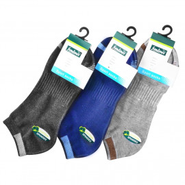 image of Semlouis 4 In 1 Sport Ankle Socks - Simple Design