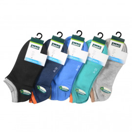 image of Semlouis 4 In 1 Sport Low Cut Socks - Plain