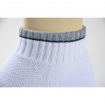 Semlouis 3 In 1 Sport Ankle Cushion Base Socks - Extra Thick Plain