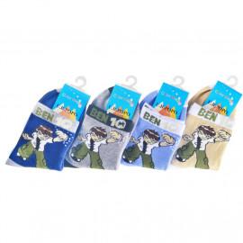 image of Semlouis Children Ankle Socks - Standing Ben 10