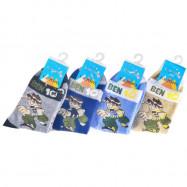 image of Semlouis Children Ankle Socks - Fighting Ben 10