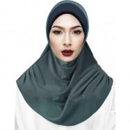 image of Semlouis Hijab Tudung Full Instant - Manik Di Depan