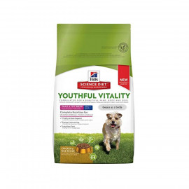 image of Hill's Youthful Vitality Adult 7+ Small & Toy Breed Dog Food 5.7 Kg