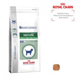 image of Royal Canin Senior Consult Mature Small Dog 3.5 KG/Makanan Anjing