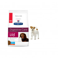 image of Hill's® Prescription Diet® I/D® Small Bites Canine 1.5KG