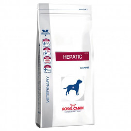 image of Royal Canin Hepatic For Dogs 6 Kg