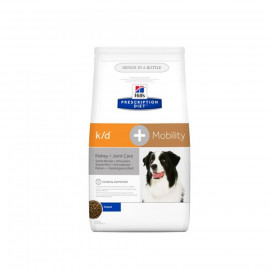 image of Hill's Prescription Diet Canine K / D Dry For Dogs 3.86KG/For Kidney & Joint