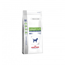 image of Royal Canin Veterinary Diet Canine Urinary S/O Small Dog 1.5Kg