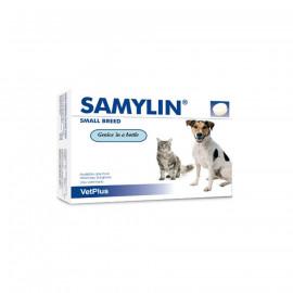 image of VetPlus Samylin 30 Tablets Liver Supplement For Dogs/Cats (Under 10kg)