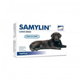 image of VetPlus Samylin 30 Tablets Support Liver Supplement Large Dog (31-50kg)