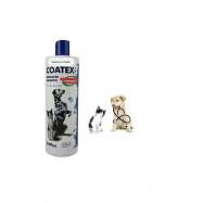 image of VetPlus COATEX Medicated Shampoo 500ml / Antibacteria / Skin Problem