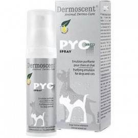 image of PYOclean® Spray Purifying Care For The Skin Of Dogs And Cats 50ML