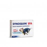 image of SYNOQUIN EFA SMALL BREED CAPSULE FOR DOGS 90 Capsules (Under 10kg)
