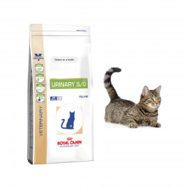 image of PROMOTION!! Royal Canin Urinary S/O 1.5 KG For Cat
