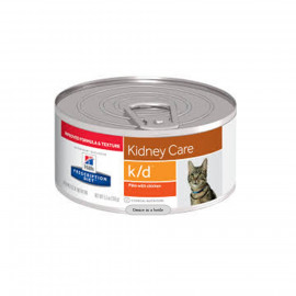 image of Hill's Prescription Diet® K/D® Feline With Chicken For Cats/Makanan Untuk Kucing