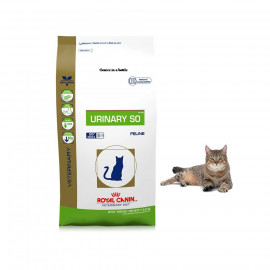 image of READY STOCK ~ Royal Canin Nutrition Food Urinary S/O For Cat 7 KG